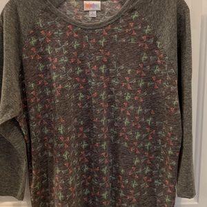Lularoe Large Randy Shirt